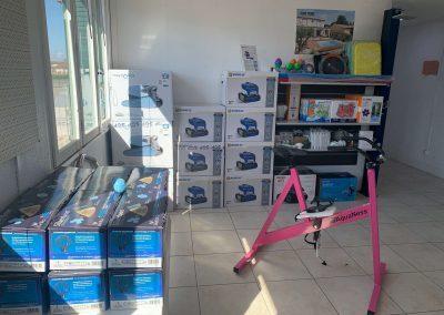 Photo du point de vente de AquavaguePiscines